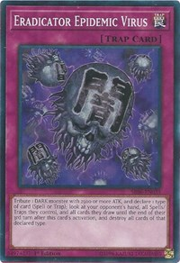 Eradicator Epidemic Virus, YuGiOh, Structure Deck: Lair of Darkness