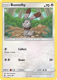 Bunnelby, Pokemon, SM - Forbidden Light
