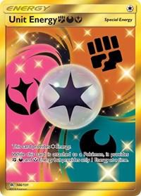 Unit Energy FDY (Secret), Pokemon, SM - Forbidden Light