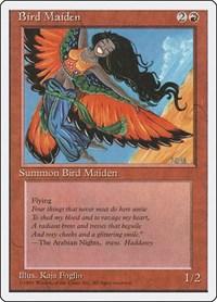 Bird Maiden, Magic: The Gathering, Fourth Edition