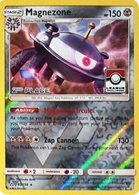 Magnezone - 83/156 (League Promo) [2nd Place], Pokemon, League & Championship Cards