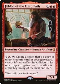 Feldon of the Third Path, Magic: The Gathering, Commander Anthology Volume II