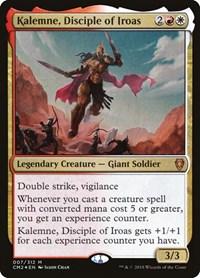 Kalemne, Disciple of Iroas, Magic: The Gathering, Commander Anthology Volume II