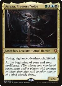 Atraxa, Praetors' Voice, Magic: The Gathering, Commander Anthology Volume II