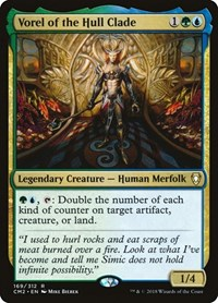 Vorel of the Hull Clade, Magic: The Gathering, Commander Anthology Volume II