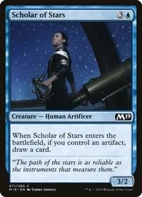 Scholar of Stars, Magic: The Gathering, Core Set 2019