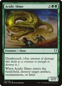 Acidic Slime, Magic: The Gathering, Commander Anthology Volume II