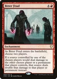 Bitter Feud, Magic: The Gathering, Commander Anthology Volume II
