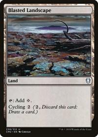 Blasted Landscape, Magic: The Gathering, Commander Anthology Volume II
