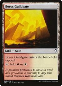 Boros Guildgate, Magic: The Gathering, Commander Anthology Volume II