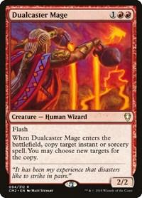 Dualcaster Mage, Magic: The Gathering, Commander Anthology Volume II