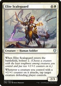 Elite Scaleguard, Magic: The Gathering, Commander Anthology Volume II