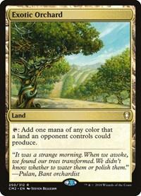 Exotic Orchard, Magic: The Gathering, Commander Anthology Volume II