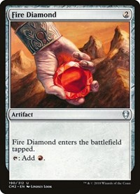 Fire Diamond, Magic: The Gathering, Commander Anthology Volume II