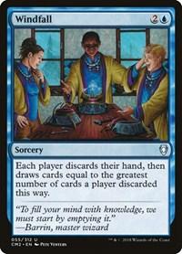 Windfall, Magic: The Gathering, Commander Anthology Volume II