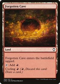 Forgotten Cave, Magic: The Gathering, Commander Anthology Volume II