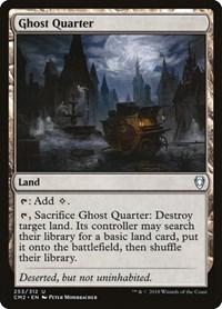 Ghost Quarter, Magic: The Gathering, Commander Anthology Volume II