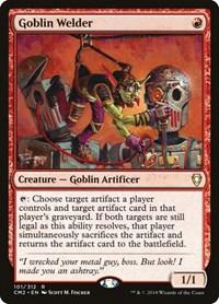 Goblin Welder, Magic: The Gathering, Commander Anthology Volume II