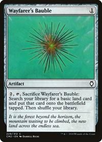 Wayfarer's Bauble, Magic: The Gathering, Commander Anthology Volume II