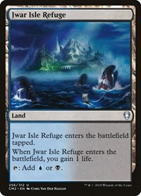 Jwar Isle Refuge, Magic: The Gathering, Commander Anthology Volume II