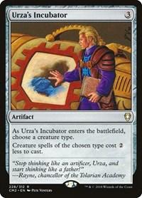 Urza's Incubator, Magic, Commander Anthology Volume II