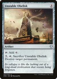 Unstable Obelisk, Magic: The Gathering, Commander Anthology Volume II
