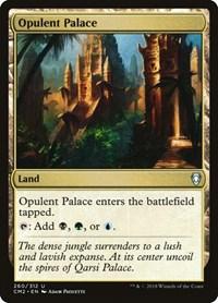 Opulent Palace, Magic: The Gathering, Commander Anthology Volume II