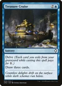 Treasure Cruise, Magic: The Gathering, Commander Anthology Volume II