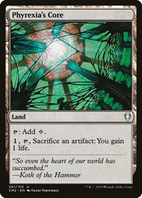 Phyrexia's Core, Magic: The Gathering, Commander Anthology Volume II