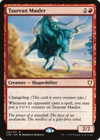 Taurean Mauler, Magic: The Gathering, Commander Anthology Volume II