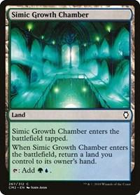 Simic Growth Chamber, Magic: The Gathering, Commander Anthology Volume II