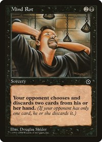 Mind Rot, Magic: The Gathering, Portal Second Age
