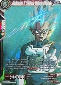 Universe 7 Saiyan Prince Vegeta (SPR)