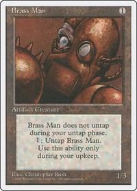 Brass Man, Magic: The Gathering, Fourth Edition