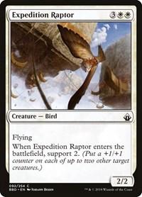 Expedition Raptor, Magic: The Gathering, Battlebond