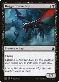 Daggerdrome Imp, Magic: The Gathering, Battlebond