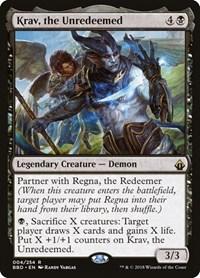 Krav, the Unredeemed, Magic, Battlebond