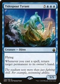 Tidespout Tyrant (Foil)