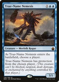 True-Name Nemesis, Magic: The Gathering, Battlebond