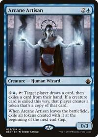Arcane Artisan, Magic: The Gathering, Battlebond