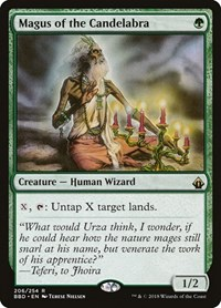 Magus of the Candelabra, Magic: The Gathering, Battlebond