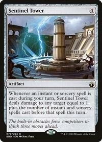 Sentinel Tower, Magic: The Gathering, Battlebond