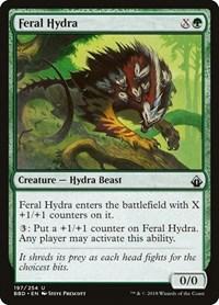 Feral Hydra, Magic: The Gathering, Battlebond