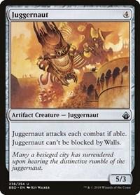 Juggernaut, Magic: The Gathering, Battlebond
