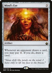 Mind's Eye, Magic: The Gathering, Battlebond
