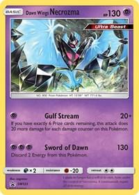 Dawn Wings Necrozma, Pokemon, SM Promos