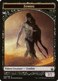 Zombie Token, Magic: The Gathering, Battlebond