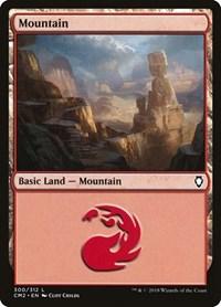 Mountain (300), Magic: The Gathering, Commander Anthology Volume II