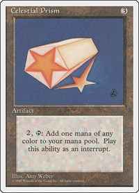Celestial Prism, Magic: The Gathering, Fourth Edition