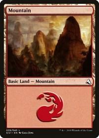 Mountain, Magic: The Gathering, Global Series Jiang Yanggu & Mu Yanling